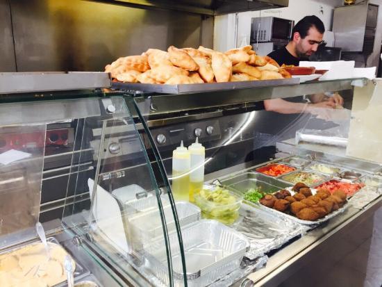 Al amir picture of al amir geneva tripadvisor for Al amir lebanese cuisine
