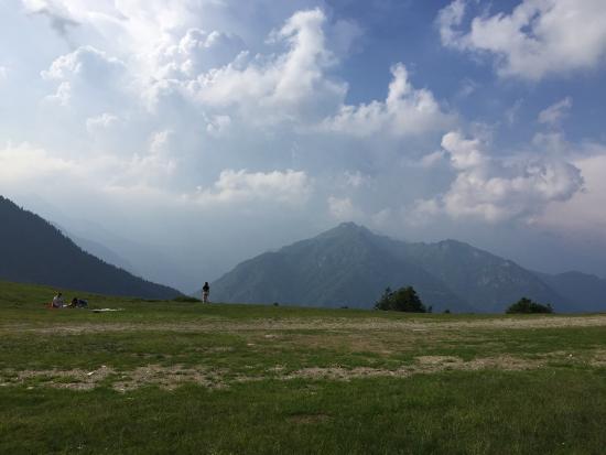 Alpe di Mera: Una domenica afosa in città ma freschissima in questa bellissima piccola alpe