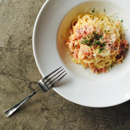 Menu - Carbonara Spaghetti
