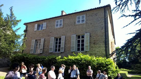 Maison d'Enfance de Alphonse de Lamartine