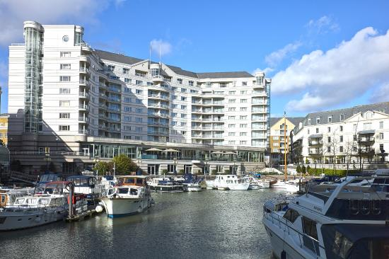 The Chelsea Harbour Hotel Exterior
