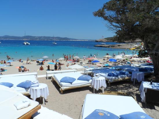 Playa de Cala Bassa: SPIAGGIA