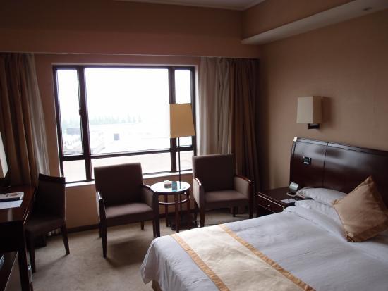 Nantong Hotel : 部屋