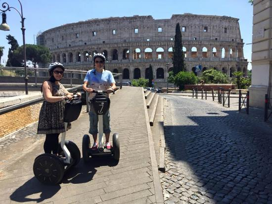 Finding Segway Rome: just awesome!!!