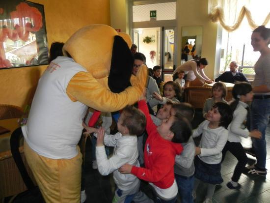 Hotel Raffy: La ns mascotte Pluto