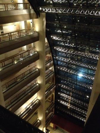 Avana Bangkok Hotel: Atrium