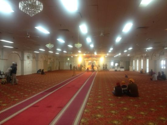 Sikh temple Blackburn