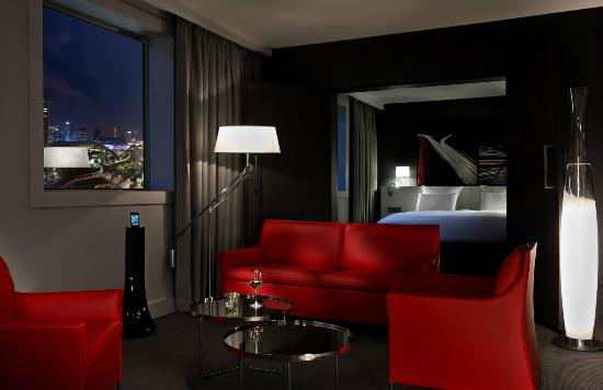 Pullman Paris La Defense: Suite Présidentielle