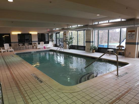 Syracuse, NY: Indoor pool