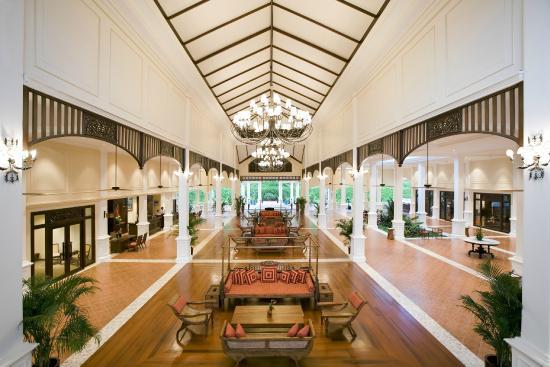 Sofitel Krabi Phokeethra Golf & Spa Resort: Lobby