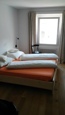 Albergo Croce Bianca: camera confortevole