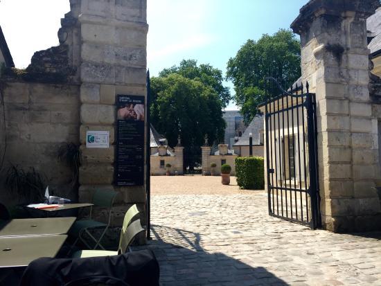 Restaurant Coté Cour : La terrasse