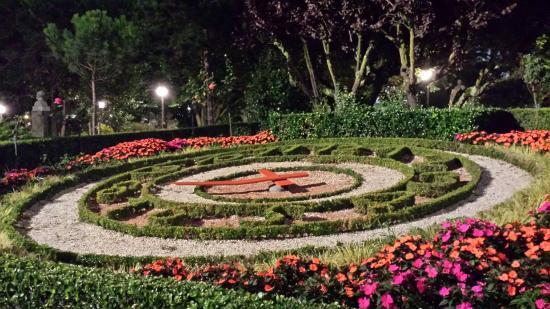 Jardines de Mendez Nunez