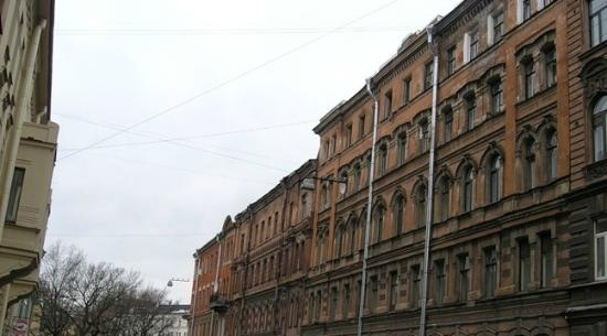 National Centre for Contemporary Arts, Saint-Petersburg