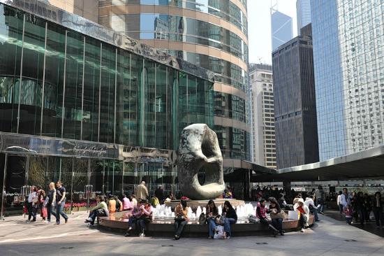 Биржевая площадь (Exchange Squ...