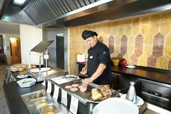 Sandos El Greco Beach Hotel: Restaurant | Restaurante