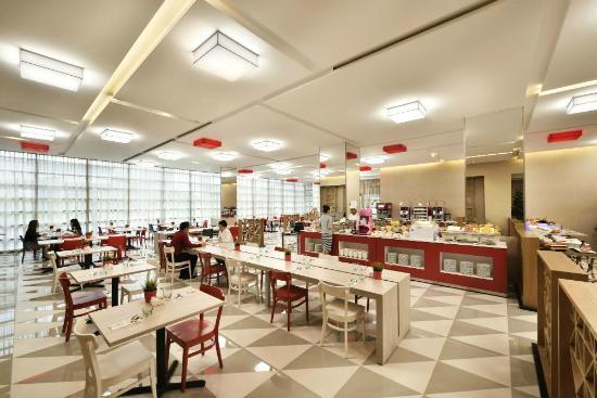 Genting Hotel Jurong Festive Cafe