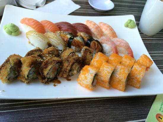 Sushi Ttp Berlin Charlottenburg Wilmersdorf Borough Photos Restaurant Reviews Order Online Food Delivery Tripadvisor