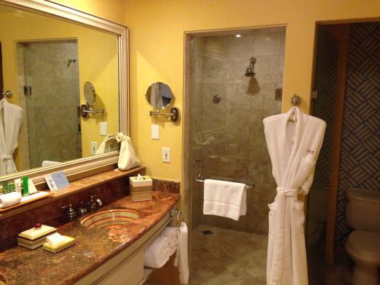 Hilton Los Cabos Beach & Golf Resort: Banheiro