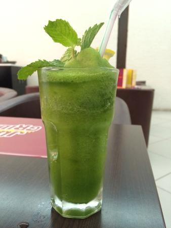 Just Grilled: Mint Cooler