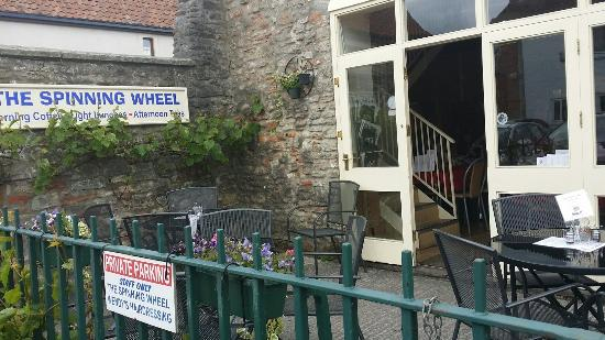 Spinning Wheel Cafe