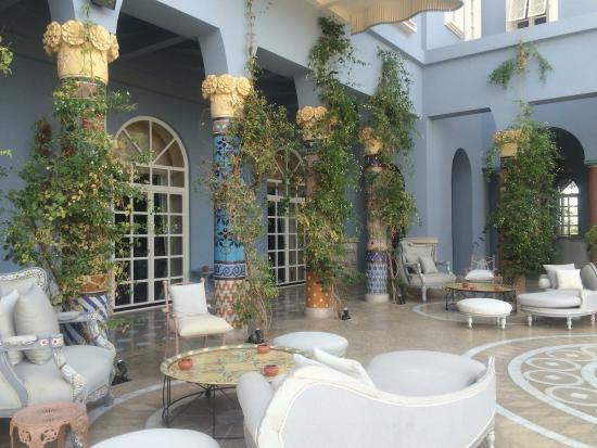 A hotel for luxurious ceremonies picture of la maison bleue el gouna el gouna tripadvisor - Maison bleue mobel ...