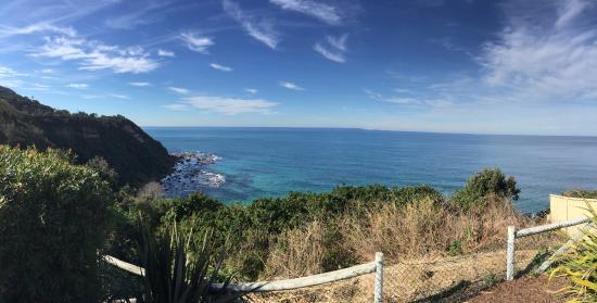 Scarborough, Australia: Rear Garden View