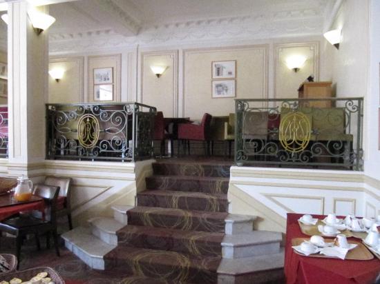 hotel royal westminster stupenda sala colazione