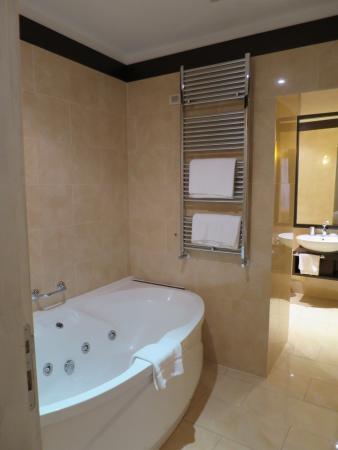 Intown Luxury House: Bathroom area