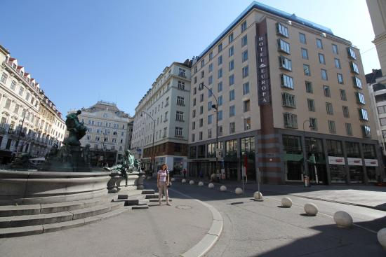 Austria Trend Hotel Europa Vienna Picture Of Austria Trend Hotel