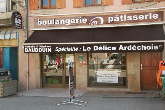 Boulangerie Baudouin, Le Delice Ardechois