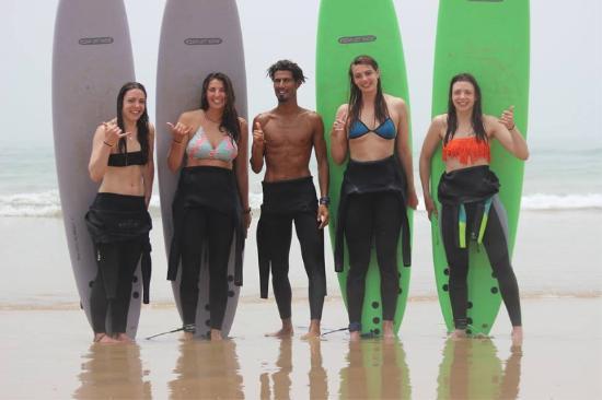 Surf Star Morocco: Barak the Boss