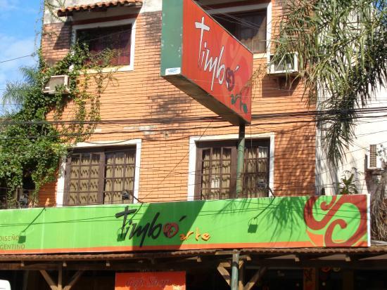 Timbó Arte: Timbo Arte Iguazu