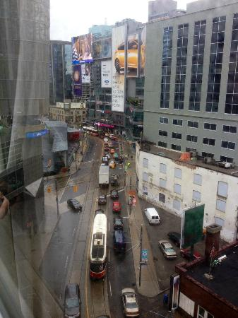 Bond Place Hotel: View from Room 1016