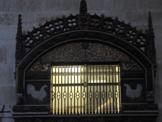 Santo Domingo De La Calza Spain  city images : ... de orn: fotografía de Catedral de Santo Domingo de la Calzada, La