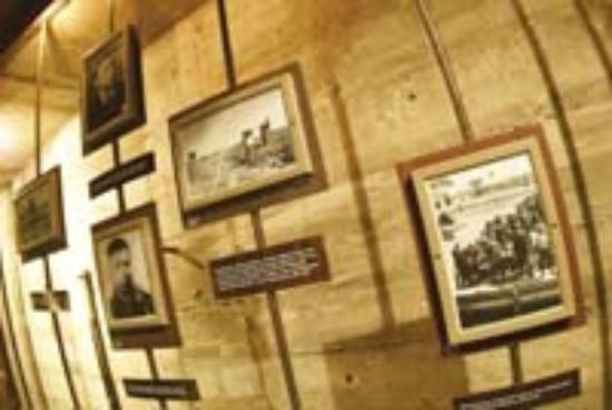 La Hougue Bie Souvenir Shop