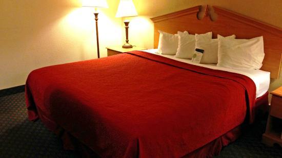 Motel 6 Annapolis: Guest Room