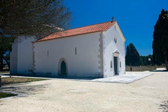 Centre du Portugal, Portugal : Capela de São Jorge- Batalha de Aljubarrota