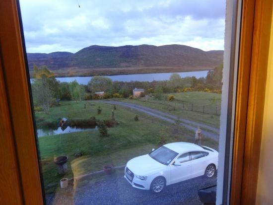 Tigh na Coin Beagan: View from our room