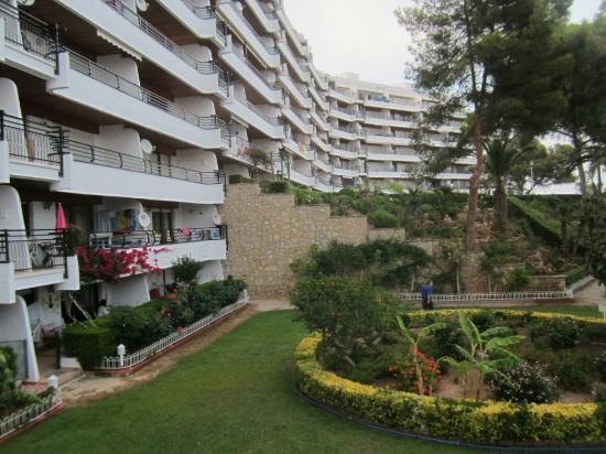 Apartamentos Montroig Mar