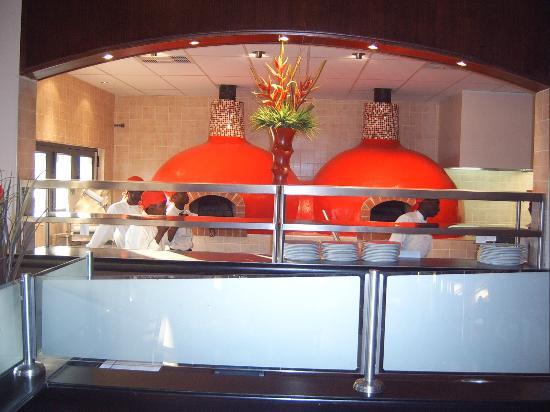 Tony's Spaghetti Grill: Wood-fired Pizza Ovens