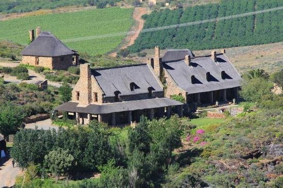 Lord's Guest Lodge-McGregor : Luxury Rooms