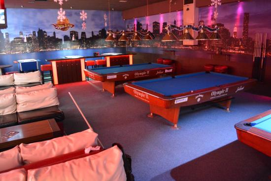 HotShot Billiard-Club
