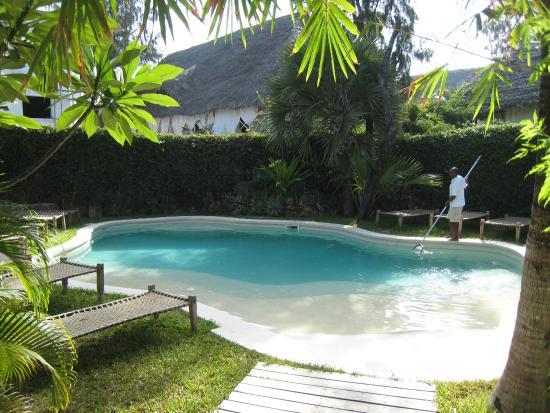Mawimbi Lodge: descanso e relax