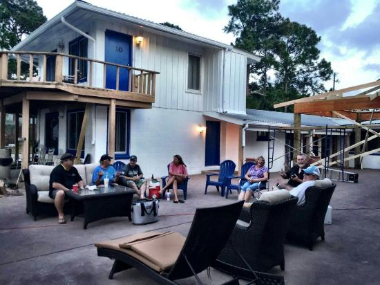 Dauphin Island Harbor House: The new look at Dauphin Harbour House