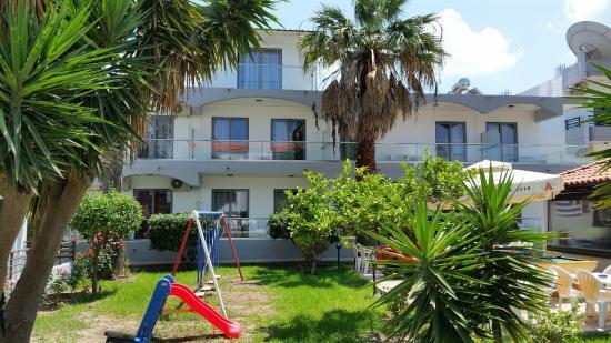 Katia Hotel and Apartments: Hotel Rooms