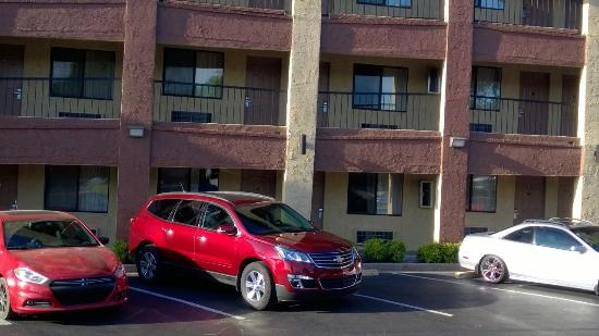 Quality Inn & Suites Atlanta Airport South : Parte Externa