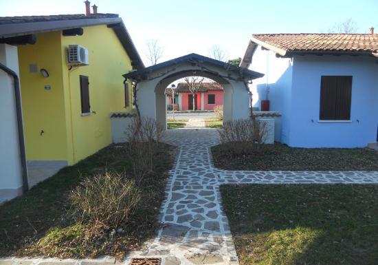 The Garda Village: Nuovi colori...