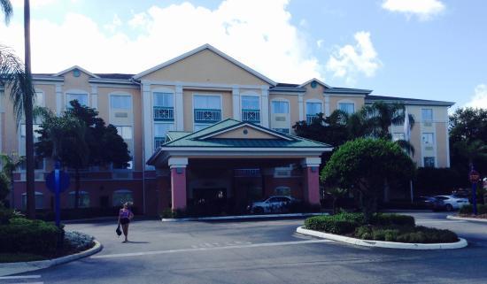 Crown Club Inn Orlando By Exploria Resorts: Hotel
