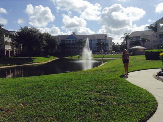 Crown Club Inn Orlando By Exploria Resorts: Parque